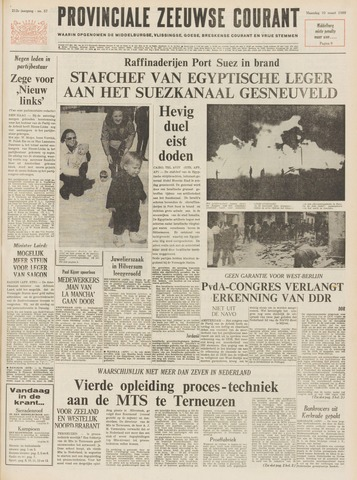 Provinciale Zeeuwse Courant 1969-03-10