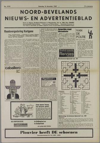 Noord-Bevelands Nieuws- en advertentieblad 1967-12-16