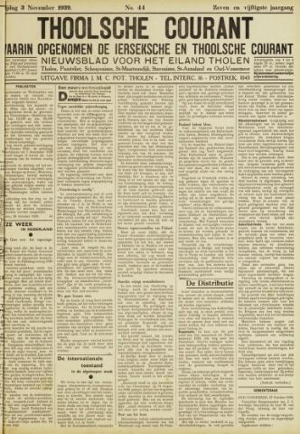Ierseksche en Thoolsche Courant 1939-11-03