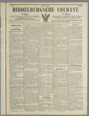 Middelburgsche Courant 1906-03-09