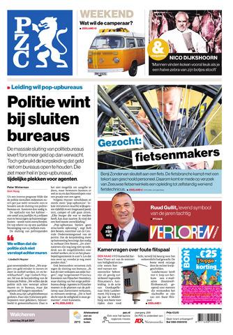 Provinciale Zeeuwse Courant 2017-07-29