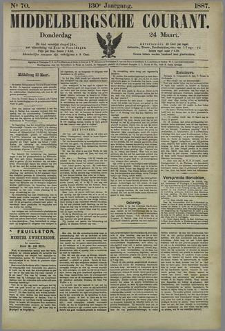 Middelburgsche Courant 1887-03-24