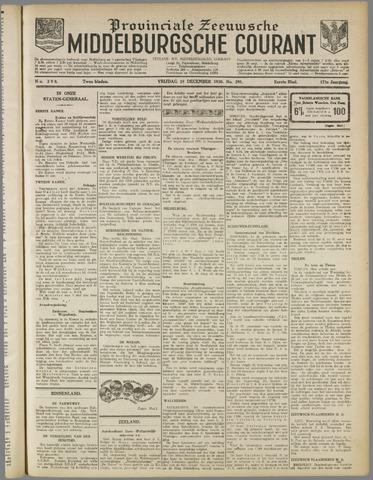 Middelburgsche Courant 1930-12-19