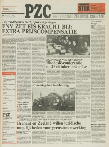 Provinciale Zeeuwse Courant 1976-10-09