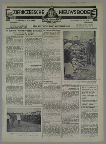 Zierikzeesche Nieuwsbode 1941-07-11