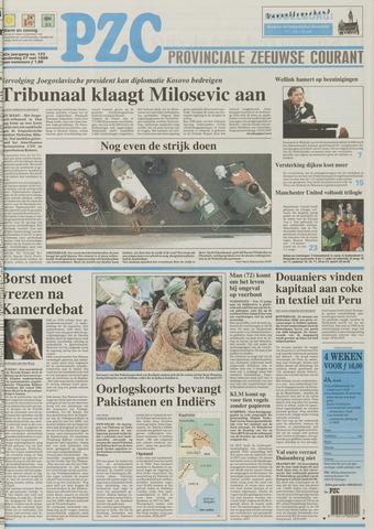 Provinciale Zeeuwse Courant 1999-05-27