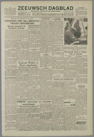 Zeeuwsch Dagblad 1950-12-27