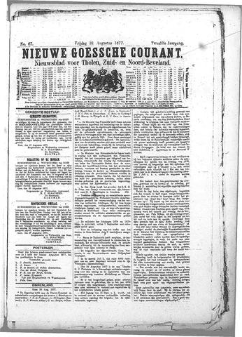 Nieuwe Goessche Courant 1877-08-31