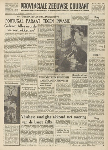 Provinciale Zeeuwse Courant 1961-01-28