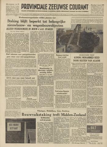 Provinciale Zeeuwse Courant 1960-03-07