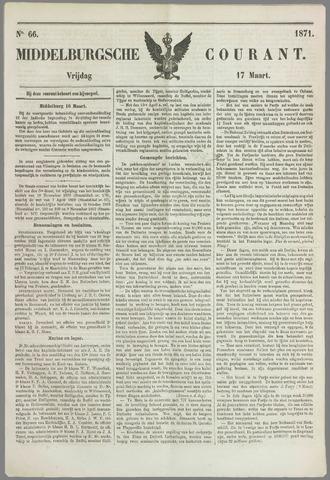 Middelburgsche Courant 1871-03-17