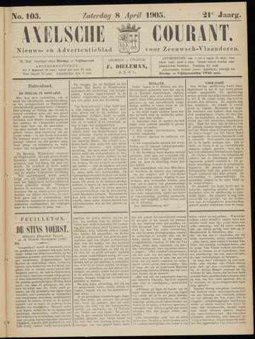 Axelsche Courant 1905-04-08