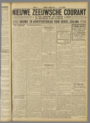 Nieuwe Zeeuwsche Courant 1928-10-02