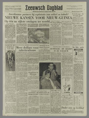 Zeeuwsch Dagblad 1959-01-20