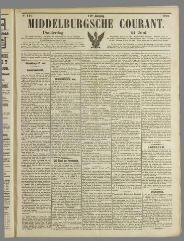 Middelburgsche Courant 1906-06-21