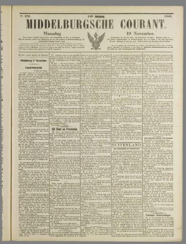 Middelburgsche Courant 1906-11-19
