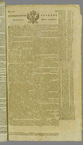 Middelburgsche Courant 1806-08-28