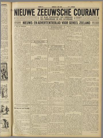 Nieuwe Zeeuwsche Courant 1931-05-05