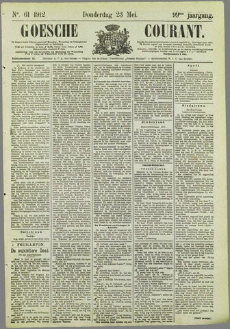 Goessche Courant 1912-05-23