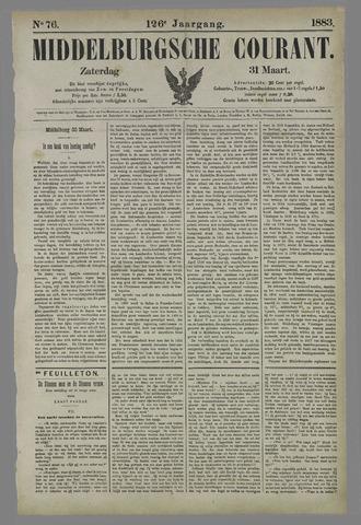 Middelburgsche Courant 1883-03-31