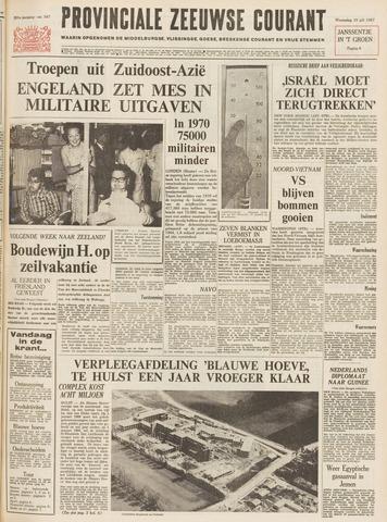 Provinciale Zeeuwse Courant 1967-07-19