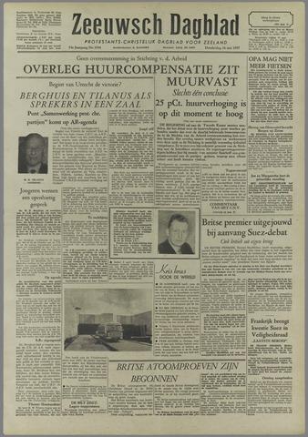 Zeeuwsch Dagblad 1957-05-16