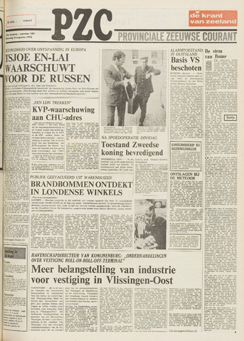 Provinciale Zeeuwse Courant 1973-08-22