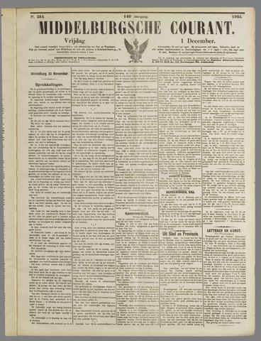 Middelburgsche Courant 1905-12-01