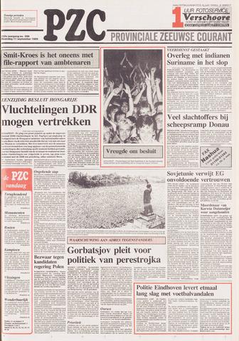 Provinciale Zeeuwse Courant 1989-09-11