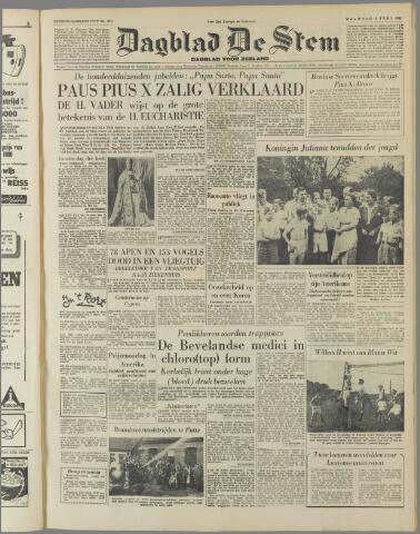 de Stem 1951-06-04