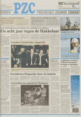 Provinciale Zeeuwse Courant 1997-01-14