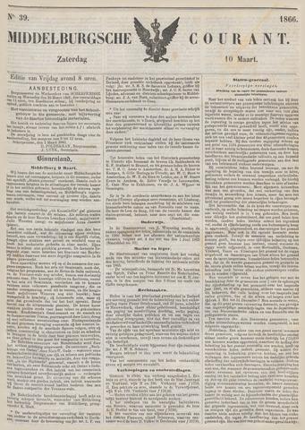 Middelburgsche Courant 1866-03-10
