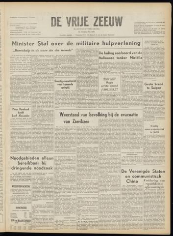 de Vrije Zeeuw 1953-02-16