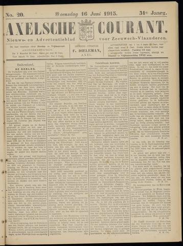 Axelsche Courant 1915-06-16