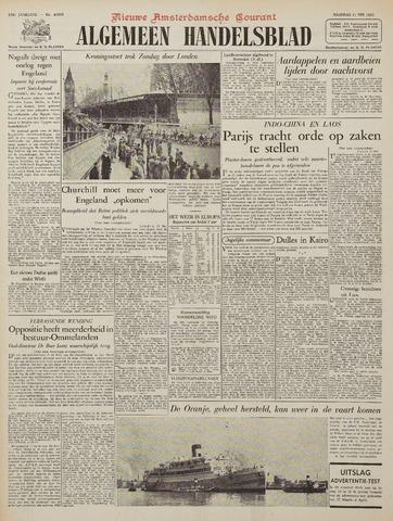 Watersnood documentatie 1953 - kranten 1953-05-11
