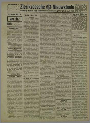 Zierikzeesche Nieuwsbode 1923-03-14