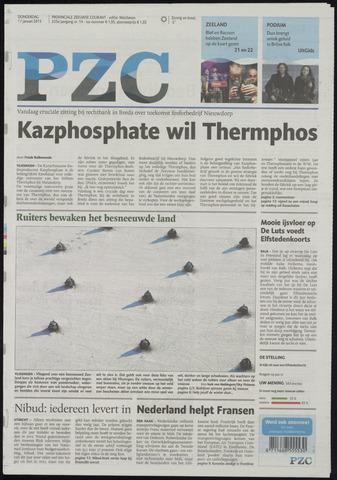 Provinciale Zeeuwse Courant 2013-01-17