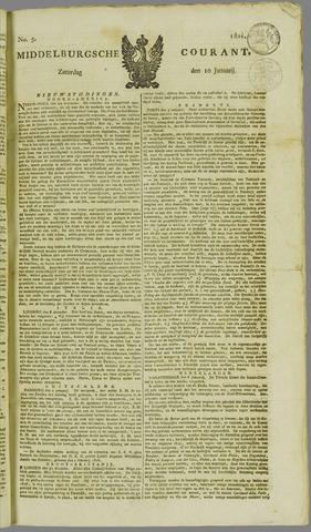 Middelburgsche Courant 1824-01-10