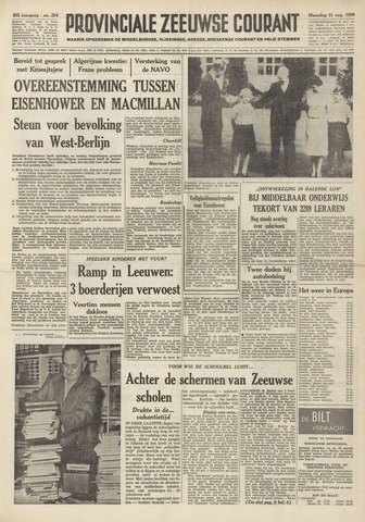 Provinciale Zeeuwse Courant 1959-08-31