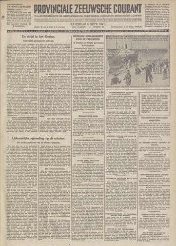Provinciale Zeeuwse Courant 1941-09-06