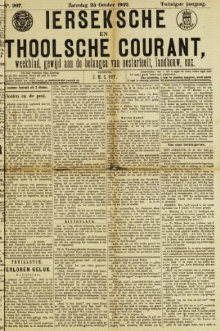 Ierseksche en Thoolsche Courant 1902-10-25