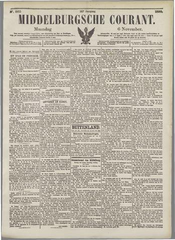 Middelburgsche Courant 1899-11-06