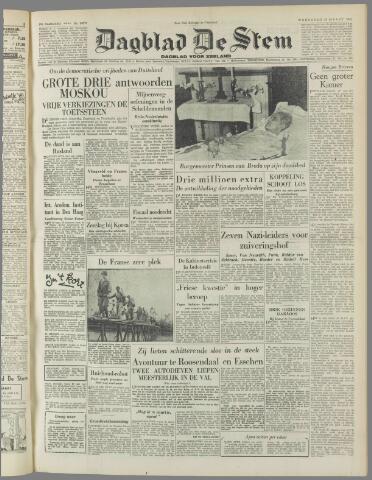 de Stem 1952-03-19