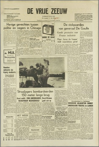de Vrije Zeeuw 1966-07-16