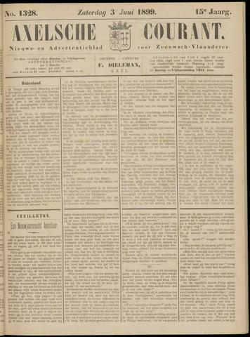 Axelsche Courant 1899-06-03