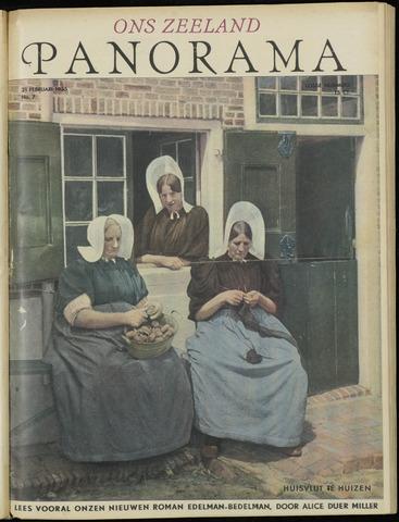 Ons Zeeland / Zeeuwsche editie 1935-02-21