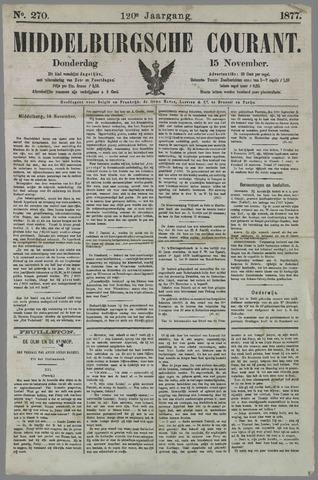 Middelburgsche Courant 1877-11-15