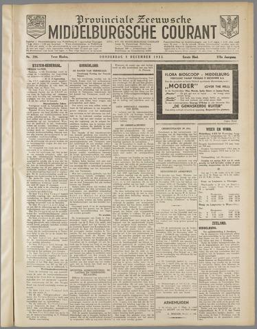Middelburgsche Courant 1932-12-08