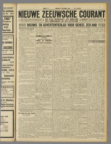 Nieuwe Zeeuwsche Courant 1929-11-26
