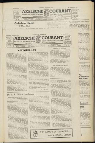 Axelsche Courant 1951-10-10